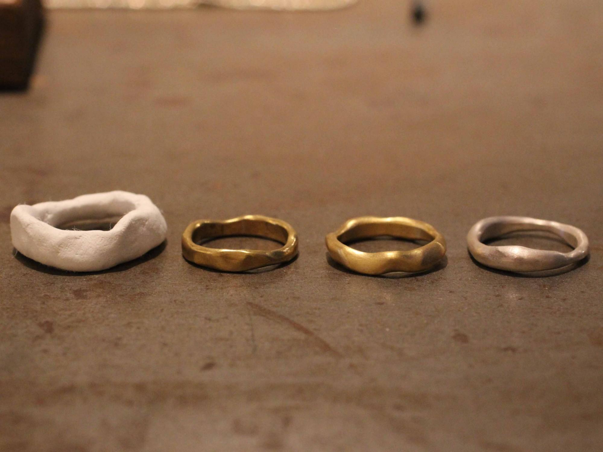 サンプルリング 結婚指輪