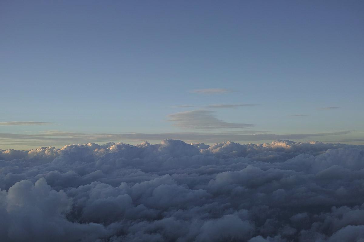 雲海 富士山 ご来光