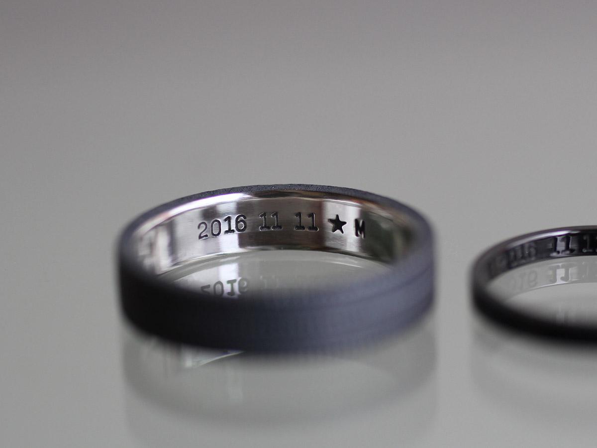 指輪 刻印 星