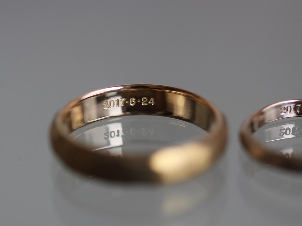 brass ブラス 結婚指輪