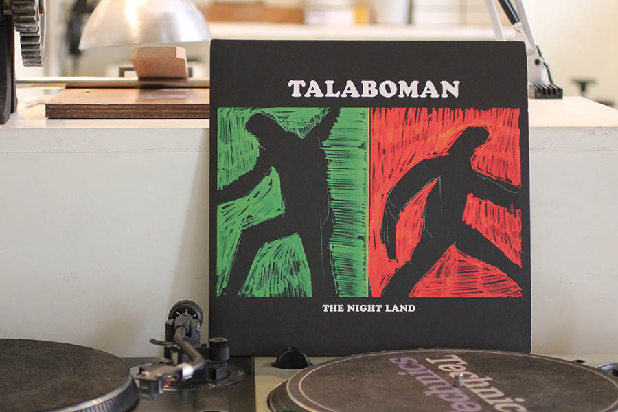 TALABOMAN / The Night Land