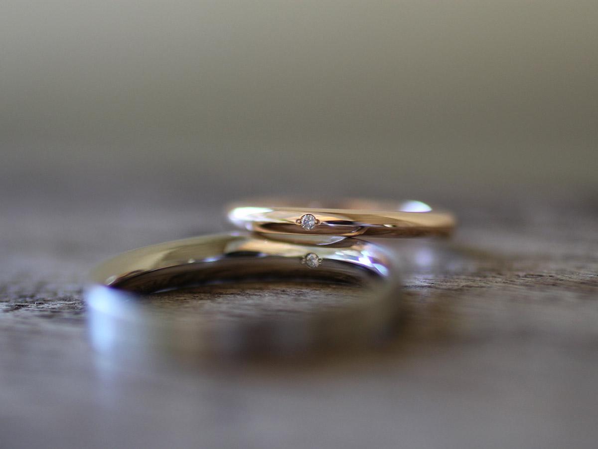 K10の結婚指輪