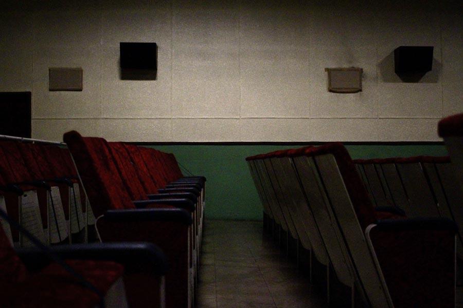 スカラ座の客席